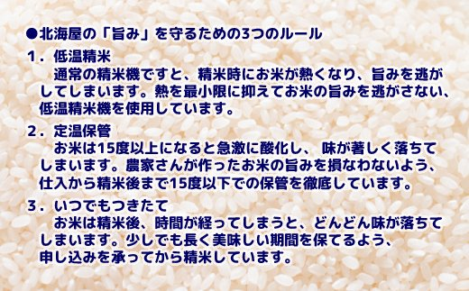 10-300 【数量限定】【訳あり】北海道 生活応援米15kg(シェアパック・5kg×3)