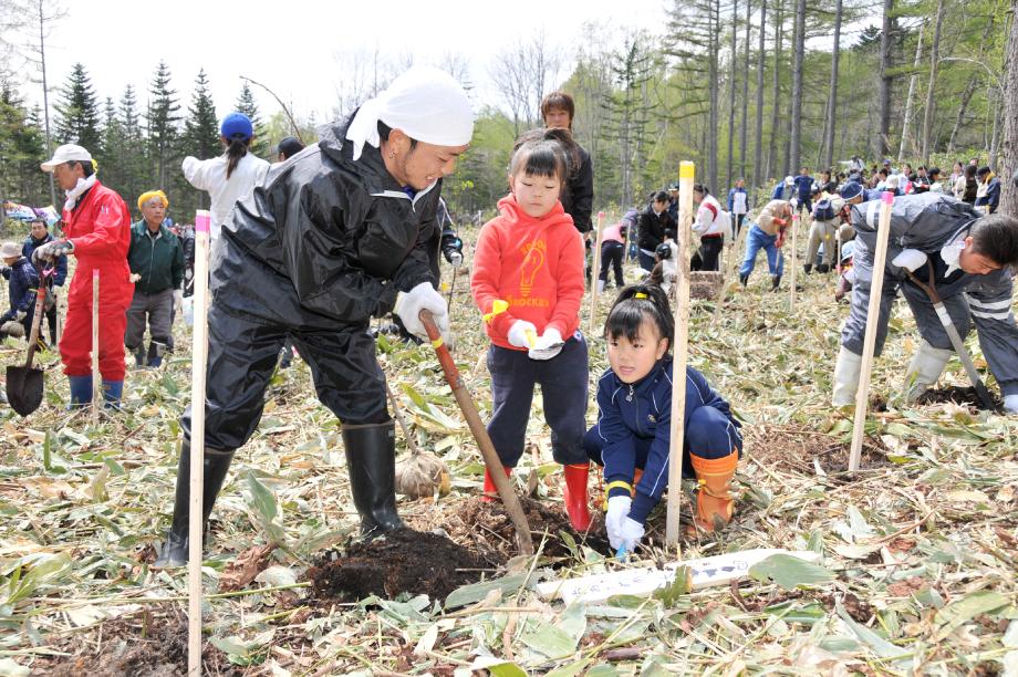 森林、湖沼、河川等の環境保全啓発活動に関する事業