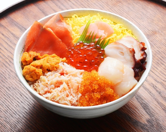 【ステイホーム対応】北海道海鮮丼ご馳走セット