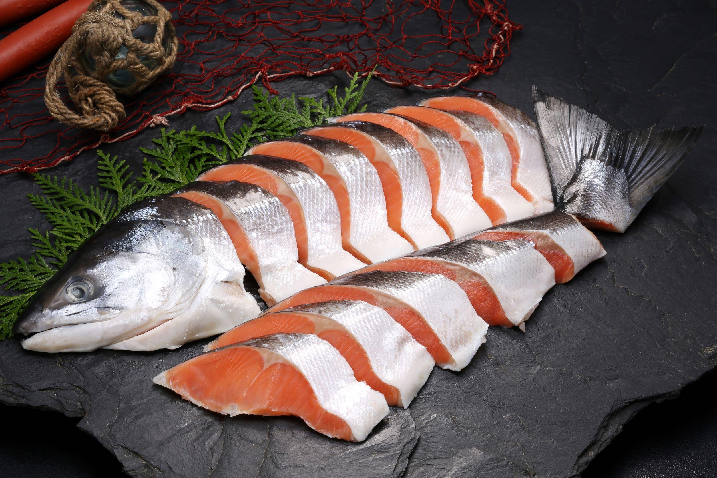 【ステイホーム対応】希少!「時知らず鮭」とお米のご馳走セット