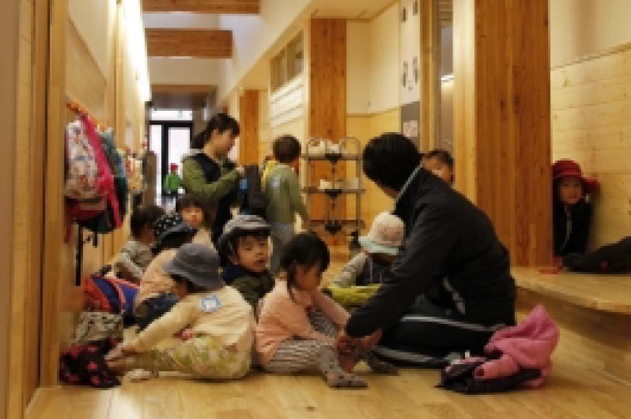 子育て支援体制の充実に関する事業