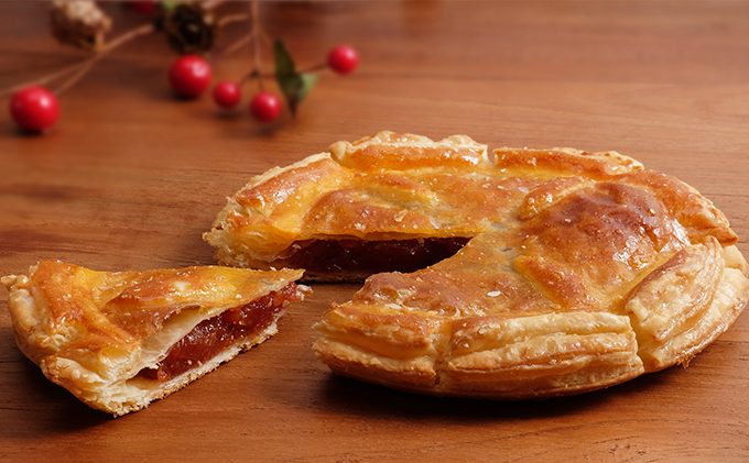 <仁木ファーム>3種のフルーツパイセット