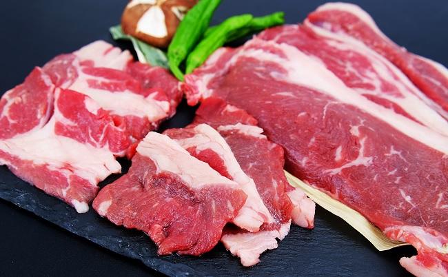 北海道湧別産 ゆうべつ牛ステーキ・焼き肉セットC