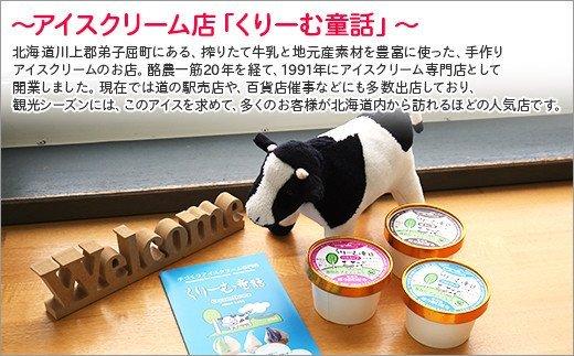 598.北海道 アイスクリーム チョコチップ ジェラート 業務用 2リットル 2L アイス 大容量 手作り 北国からの贈り物