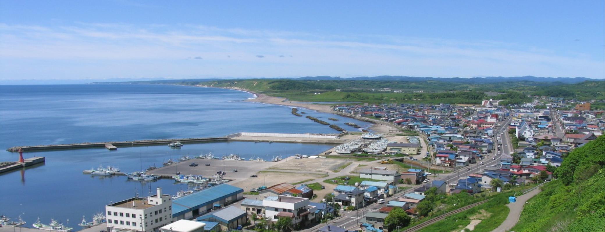 北海道白糠町