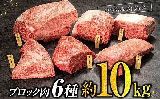 圧巻の塊肉!おうちで肉フェス!ブロック肉6種!