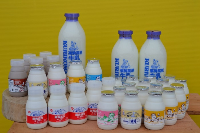 H3302 栗駒健康乳製品セット