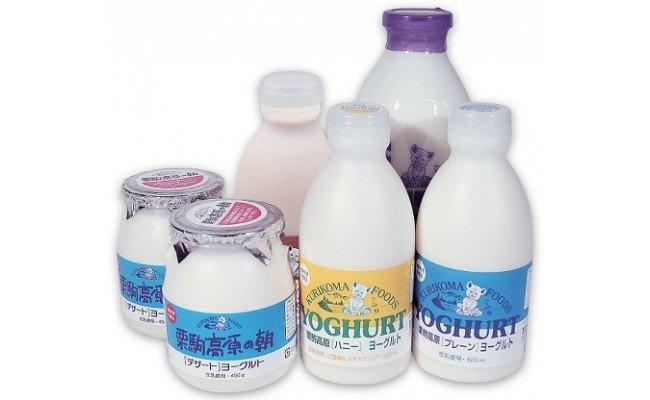 B3302 栗駒高原地熱利用乳製品セット