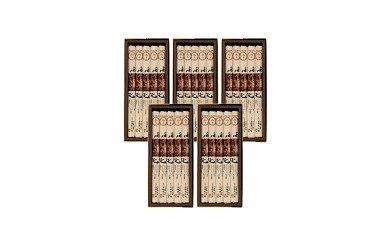 C0203 稲庭うどん2人前×5袋 化粧箱入×5箱