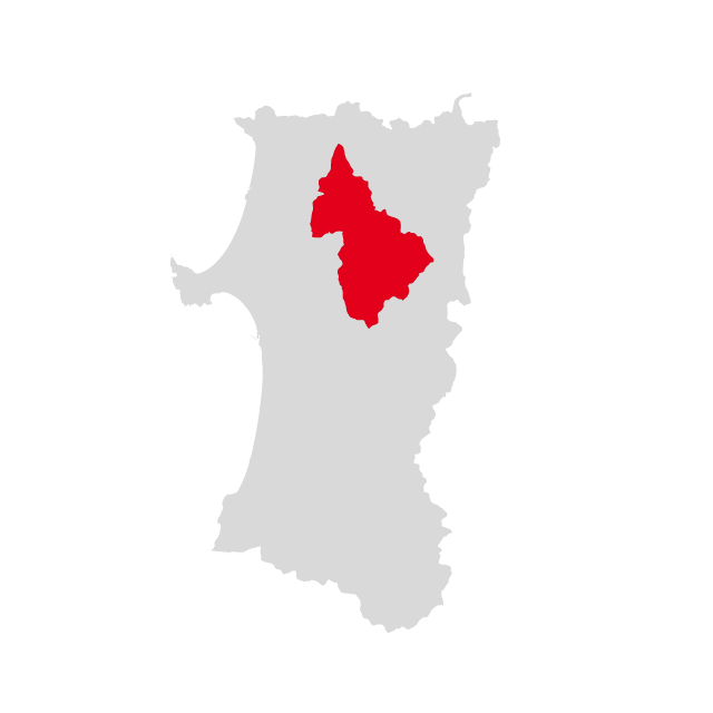 秋田県北秋田市