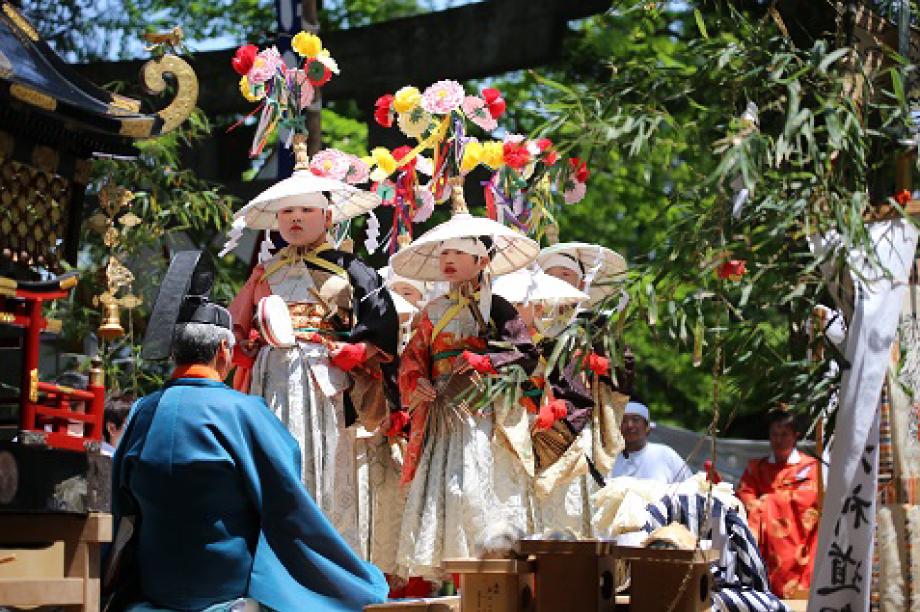古くから伝わる伝統芸能や地域文化、史跡等を後世に残したい