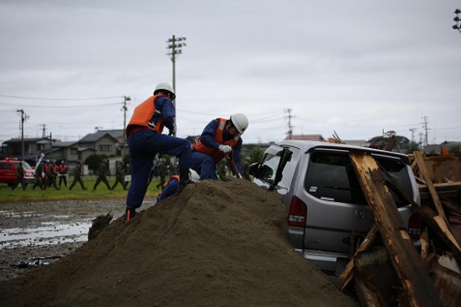 防災対策や東日本大震災に関する復興支援に使ってほしい