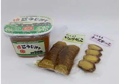 美郷の発酵食品セット
