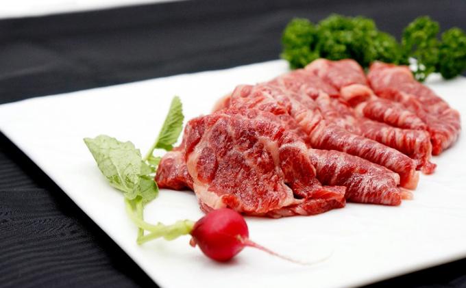 【常陸牛】カルビ焼肉用 400g
