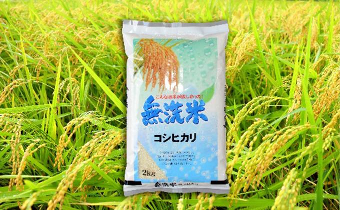 令和3年産茨城コシヒカリ無洗米 2kg