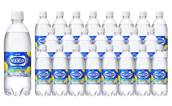 アサヒ ウィルキンソン炭酸水レモン 500ml×24本