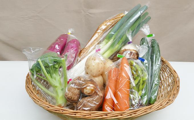 季節の野菜セット定期便