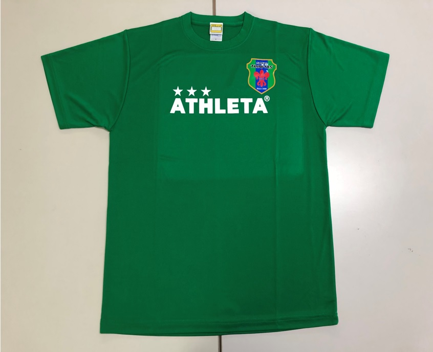 境町からJリーグへ!境トリニタス 応援Tシャツ M-XOサイズ《ご希望のカラー・サイズをご指定ください》