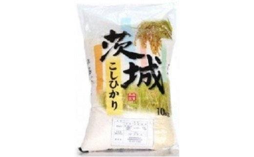 【数量限定】【令和2年産】厳選茨城コシヒカリ10kg