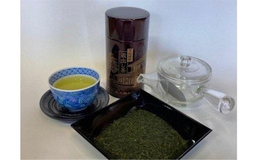 蔵出しさしま茶と割れない透明急須セット