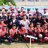 中畑清さんによる子どもたちのスポーツ応援に関する事業