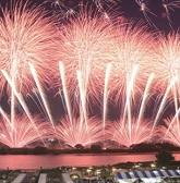 利根川大花火大会の開催に関する事業
