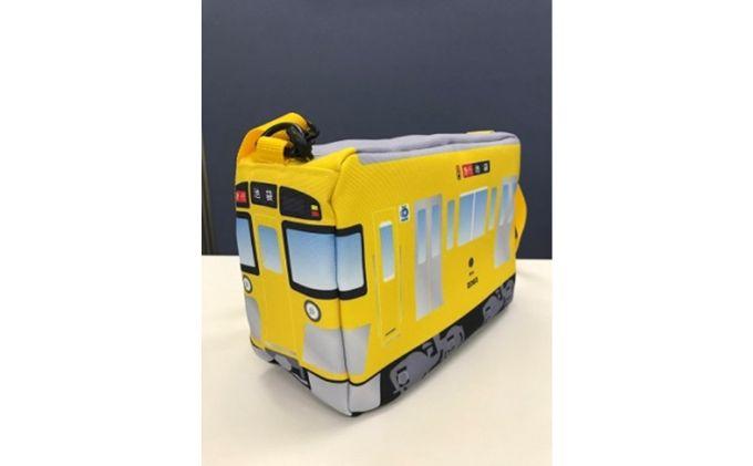 電車ショルダーバッグセット 1
