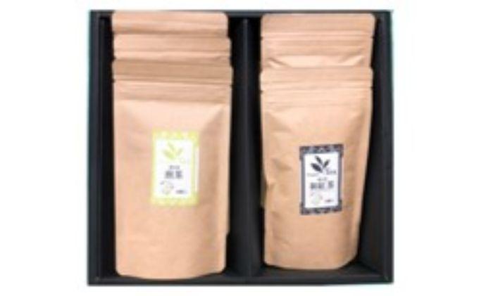 狭山茶和紅茶・煎茶詰み合わせ(ティーパック)