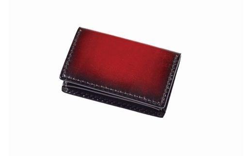 J-20 jaCHRO BUSINESS CARD CASE (赤)