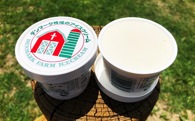 デンマーク牧場のミルクアイスクリーム 12個セット