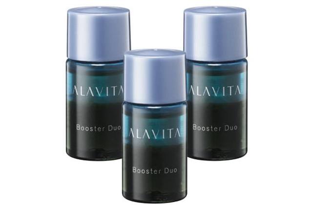 アラヴィータ  ブースターデュオ ミニボトル3本セット(美容液)