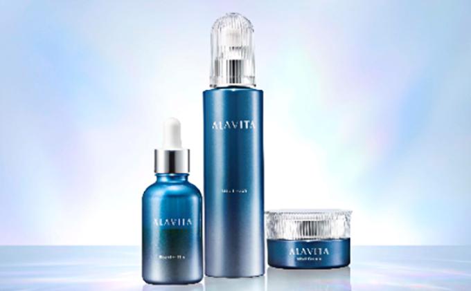 3回定期便 アラヴィータ 肌を育む3点セット(美容液、化粧水、クリーム)