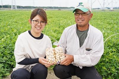 生落花生 おおまさり 2kg とれたて 耕地の美味しい野菜シリーズ第1弾 H132-001
