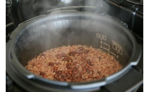 K032.酵素玄米ご飯を簡単においしく酵素玄米炊飯器