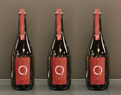 リンクスオリジナル日本酒「Q 二割九分」3本セット・M054