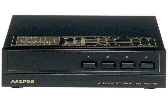 AV セレクター VSW41