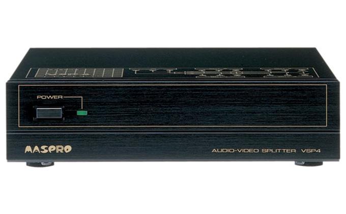AV 4分配器 VSP4