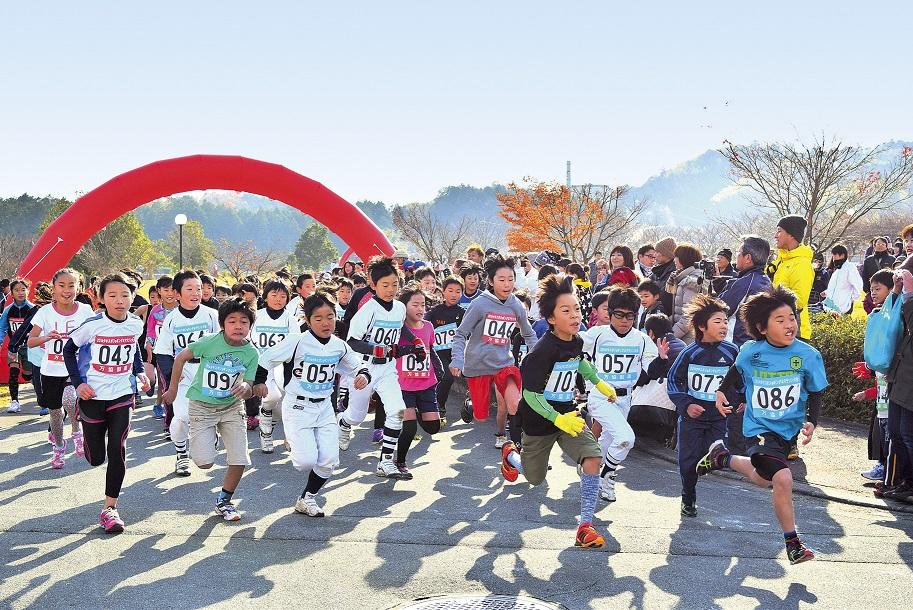 健康・福祉・スポーツのまちづくりを応援する事業
