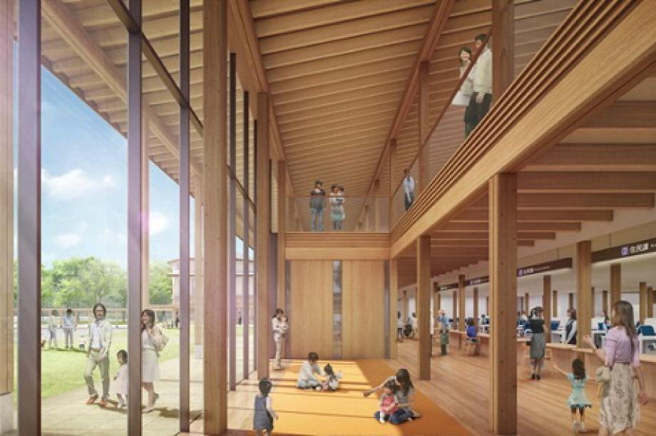 新庁舎建設事業