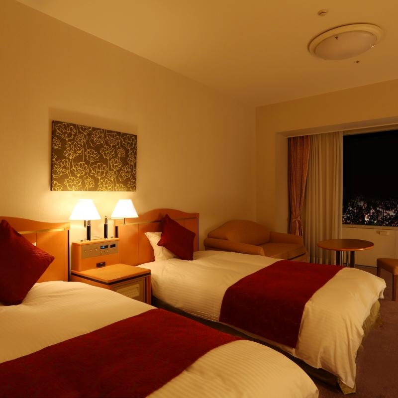 015B062 【スターゲイトホテル関西エアポート】スーペリアツインルーム 宿泊券 期間限定