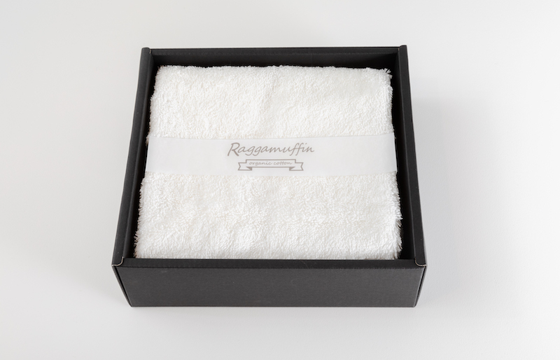 099H245 Raggamuffin(フェイスタオル:ホワイト1枚)