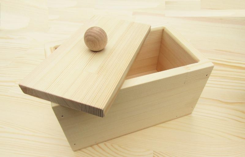 099H303 手作り木製マスクストッカー(ナチュラル)