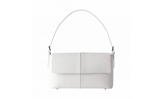 カブセフォーマルバッグ 豊岡鞄 TOTTE(ホワイト)