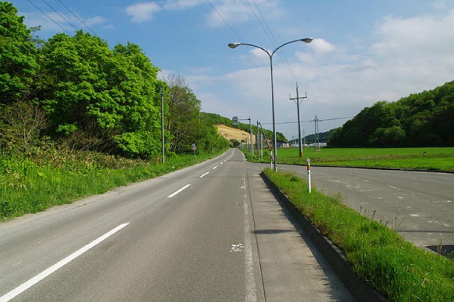 快適な暮らしのための道路整備に関する事業