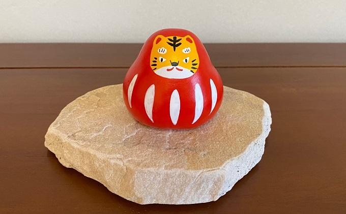 【数量限定】来年の干支は虎!虎だるまをどうぞ。【配送不可地域】北海道・沖縄