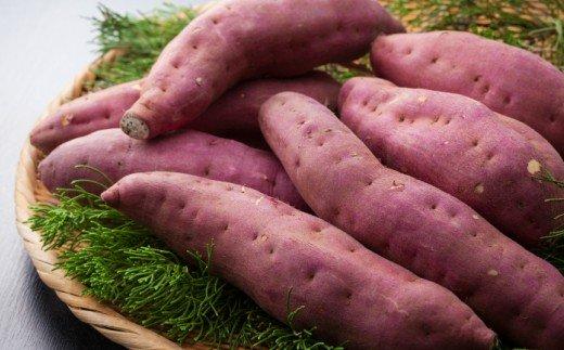掘りたてさつまいも3kg<サツマイモは焼き芋にピッタリ>