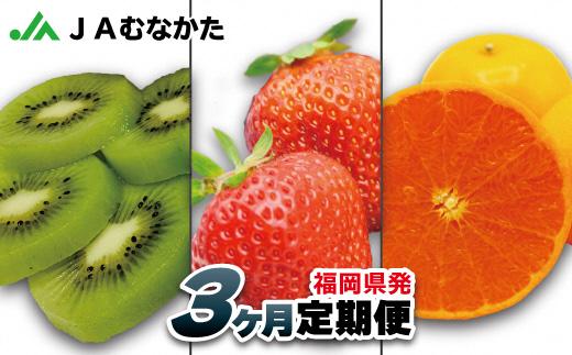 【3回定期便】フルーツ定期便1~3月(キウイ・あまおう・せとか)[C5291]