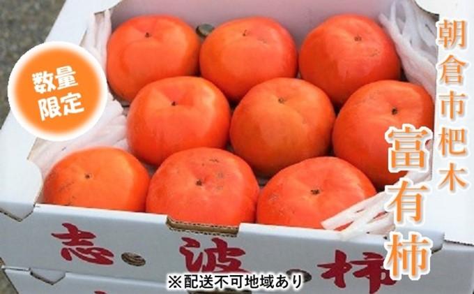 志波の富有柿 Lサイズ×12個入★マルハツ商店【配送不可:離島】