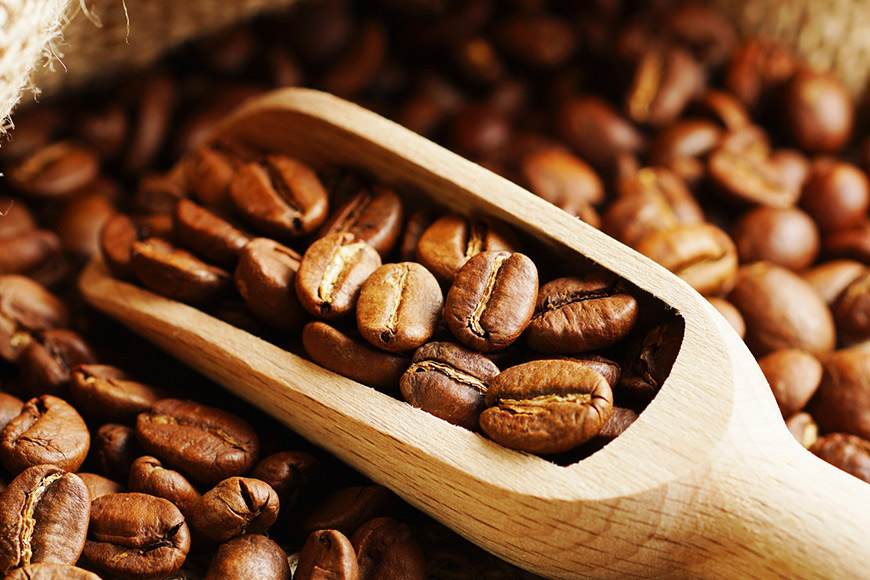 人気料理店の≪自家焙煎≫深煎りコーヒー「MYU BLEND」(豆) 100g
