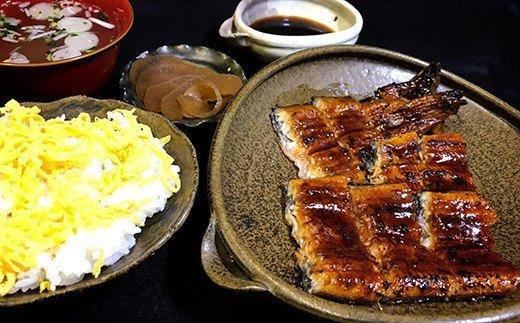 うなぎ蒲焼き・白焼きの食べくらべセット(170g×計2尾)
